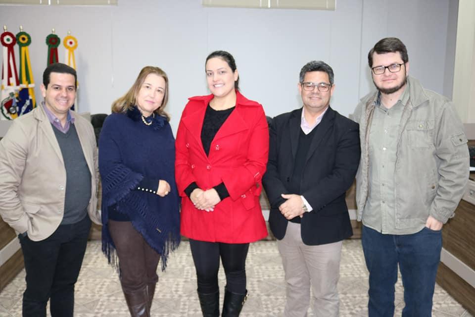 AD Cocal do Sul representada no Conselho Municipal de Saúde