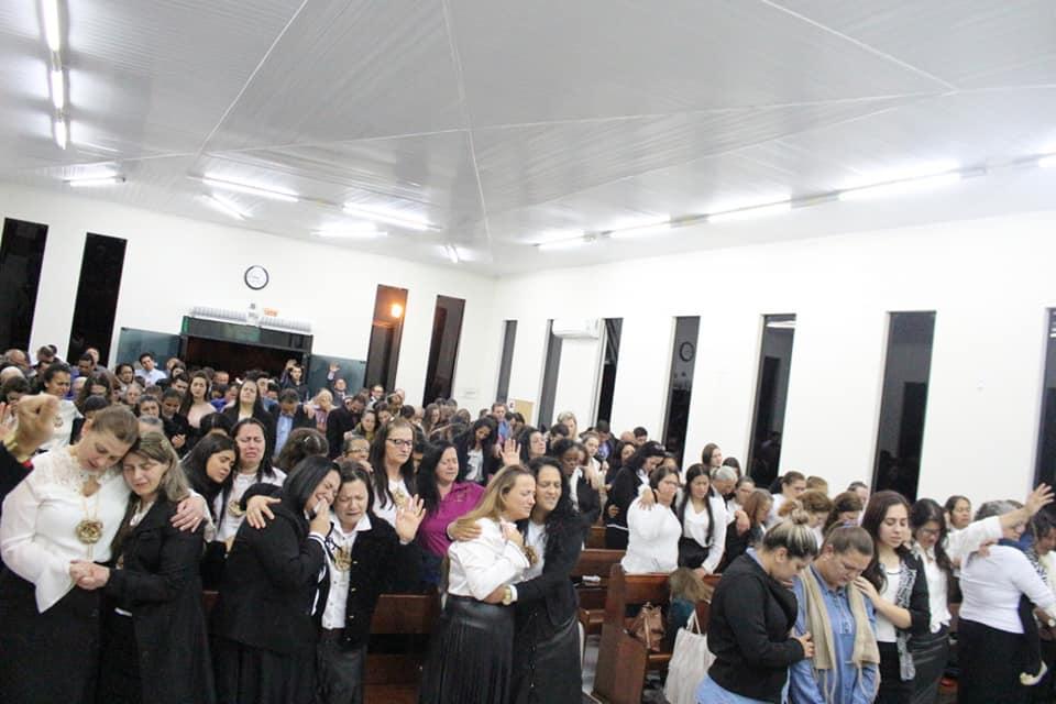 Aniversário Circulo de Oração Ramos de Oliveira