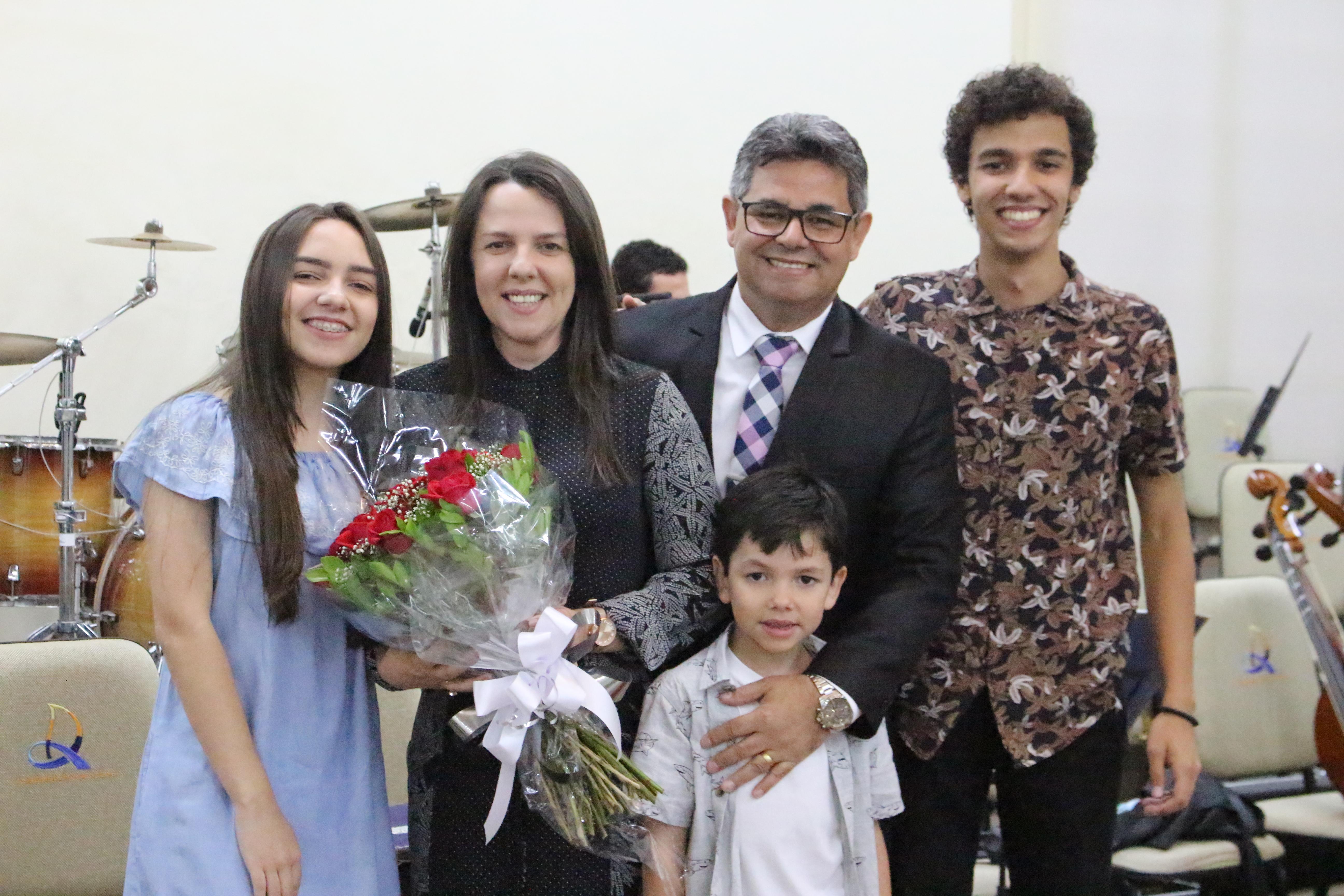 Culto de Celebração e Bodas de Prata Pastor Joelson e Sulamita
