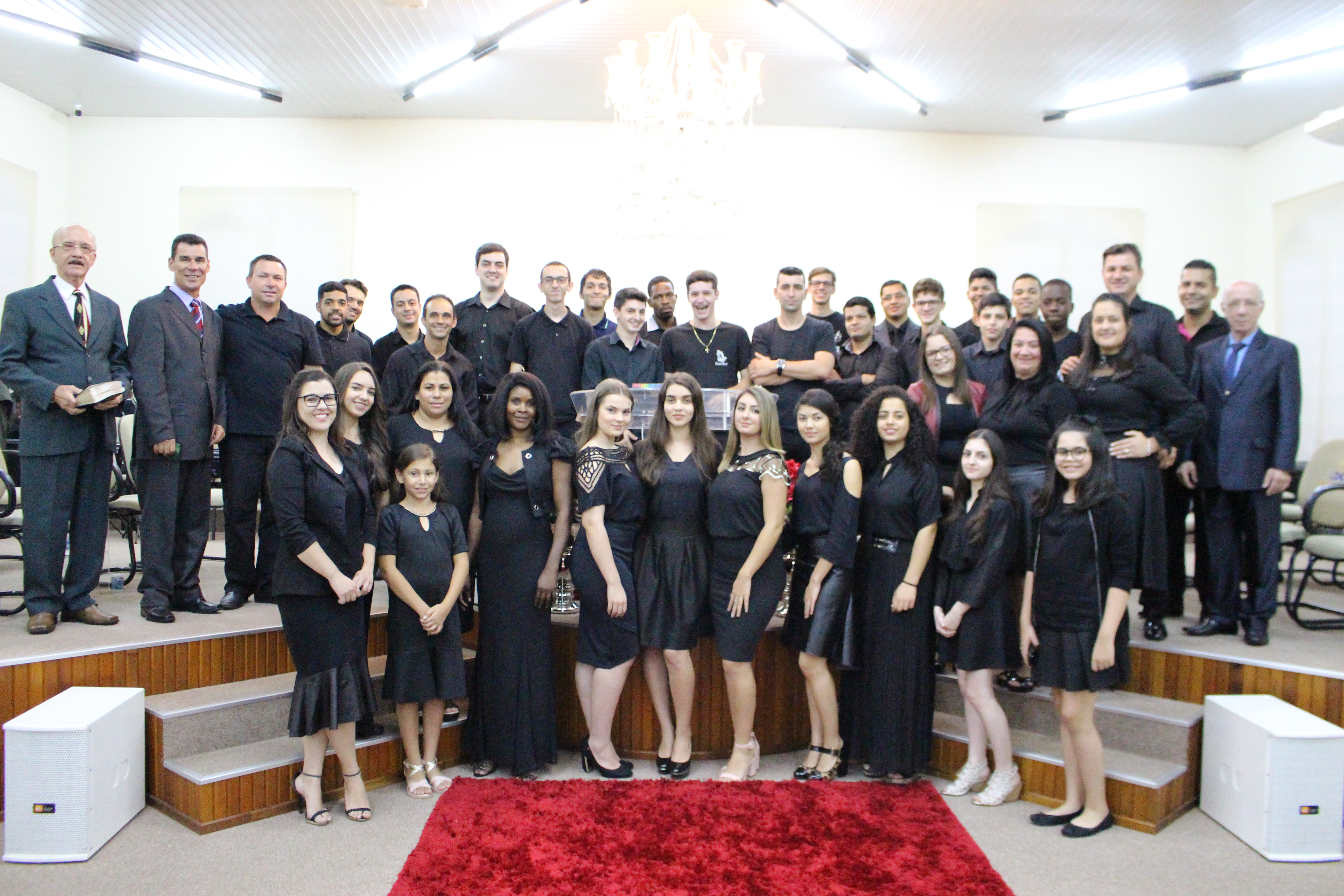 Aniversário Orquestra Sinfonia de Louvor