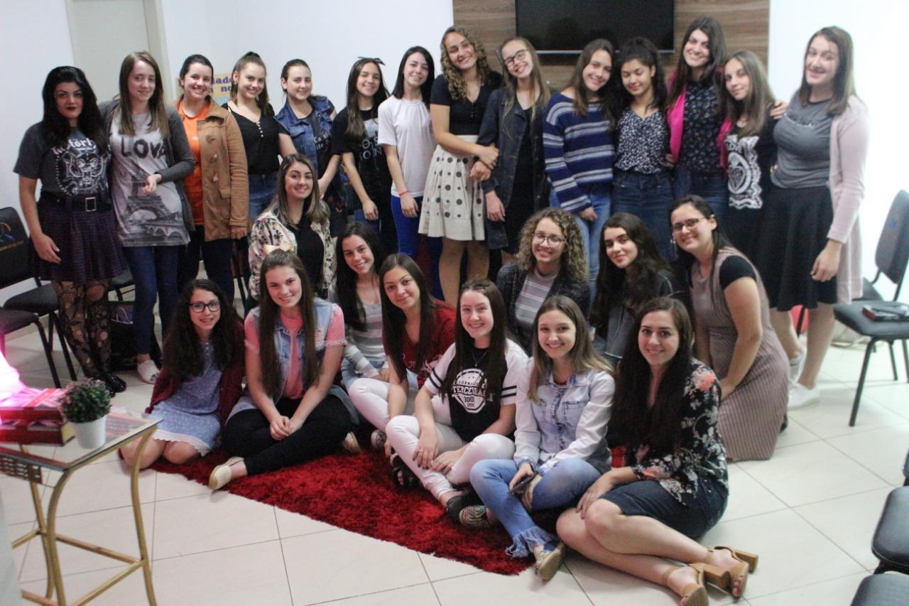 Reunião das Meninas