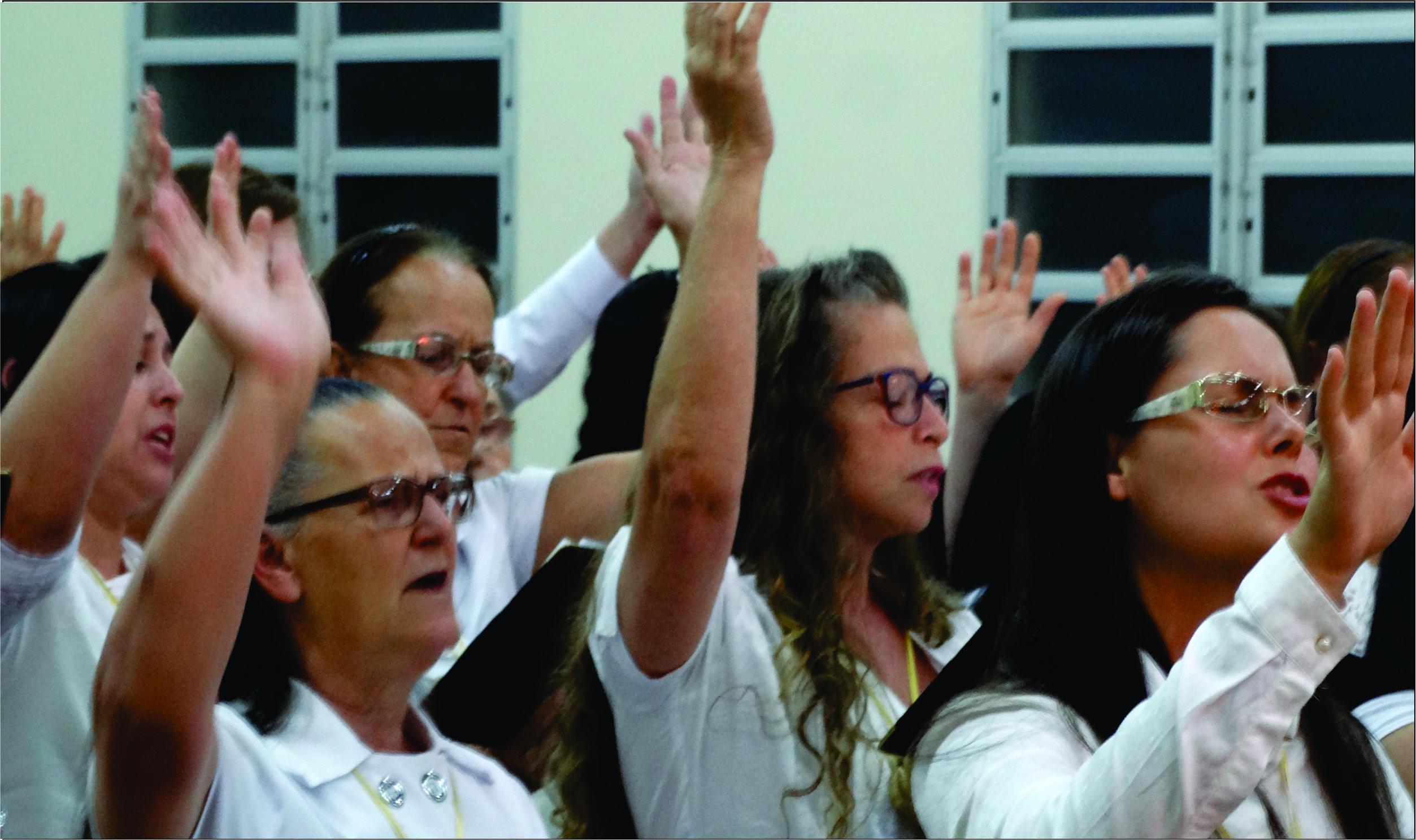 ANIVERSÁRIO CIRCULO DE ORAÇÃO FILHAS DE JERUSALÉM