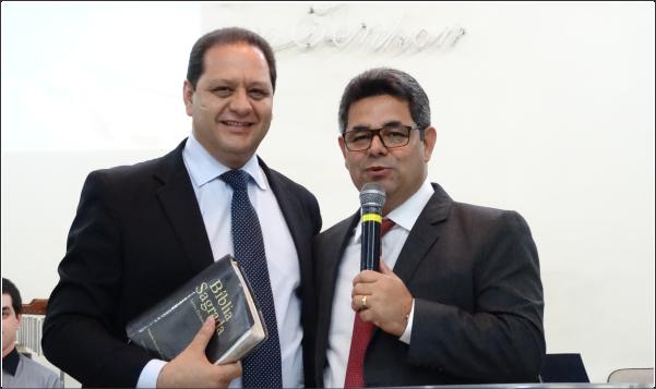 PRIMEIRA NOITE DO 5º CONGRESSO DE MISSÕES