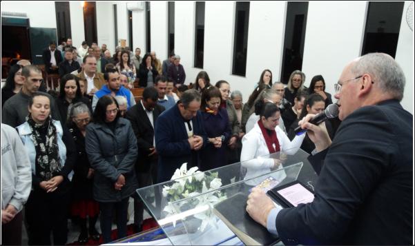 SEGUNDA NOITE DO CONGRESSO DE MISSÕES