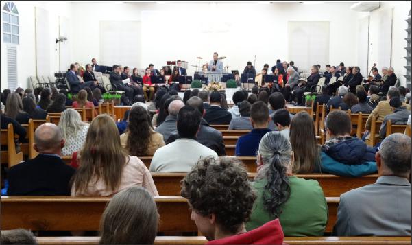 QUARTA NOITE DO 5º CONGRESSO DE MISSÕES
