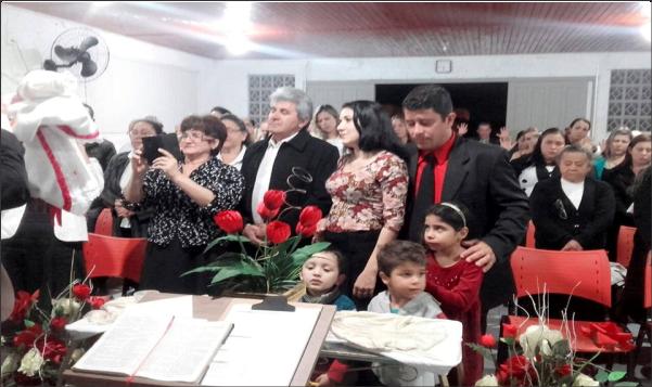 CULTO CIRCULO DE ORAÇÃO JARDIM DE DEUS