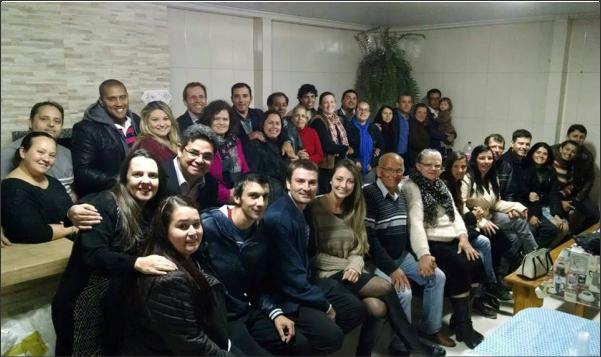 CONFRATERNIZAÇÃO GRUPO NOVA ALIANÇA