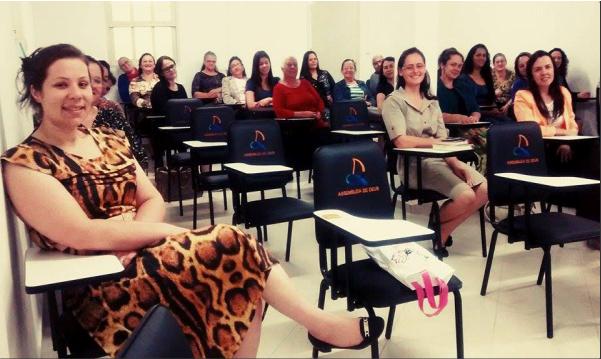 REUNIÃO C.O.FEMININO