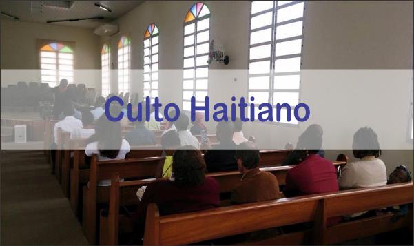 CULTO HAITIANO