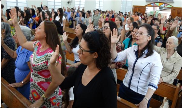 SALVAÇÃO DE ALMAS NO CULTO DA FAMÍLIA