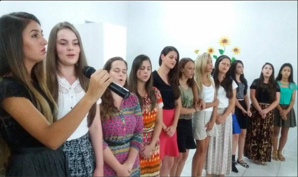 JUADCS PARTICIPA DE CULTO NA AD VILA NOVA