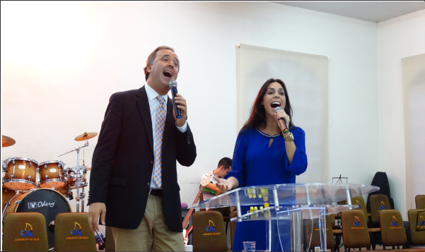 Pr KENEDY NUNES, PARTICIPOU DO CULTO DE ENSINO