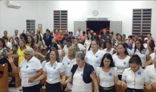 ABERTURA DA FESTA C.O.F. ALTAR DE LAGRIMAS