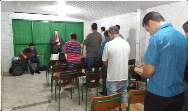 SUB-CONGREGAÇÃO BAIRRO ÂNGELO GUOLLO
