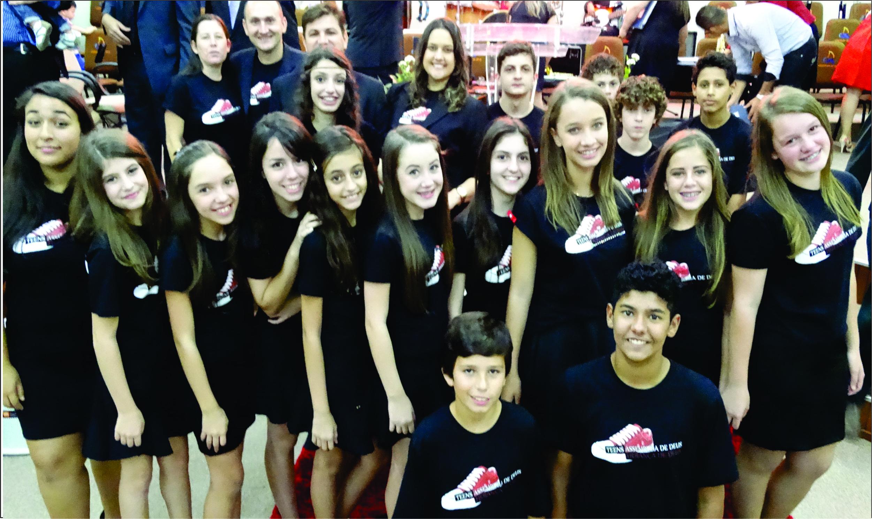 Congresso Pré Adolescentes