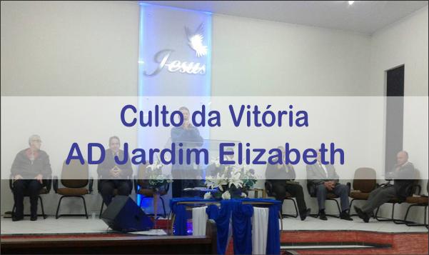CAMPANHA DA VITÓRIA AD JARDIM ELIZABETH