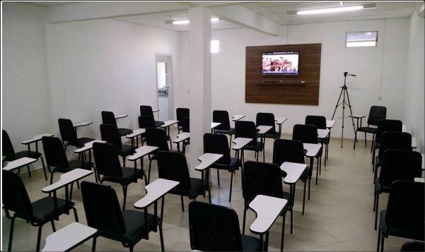 REFORMA DO PRIMEIRO PISO DO TEMPLO SEDE