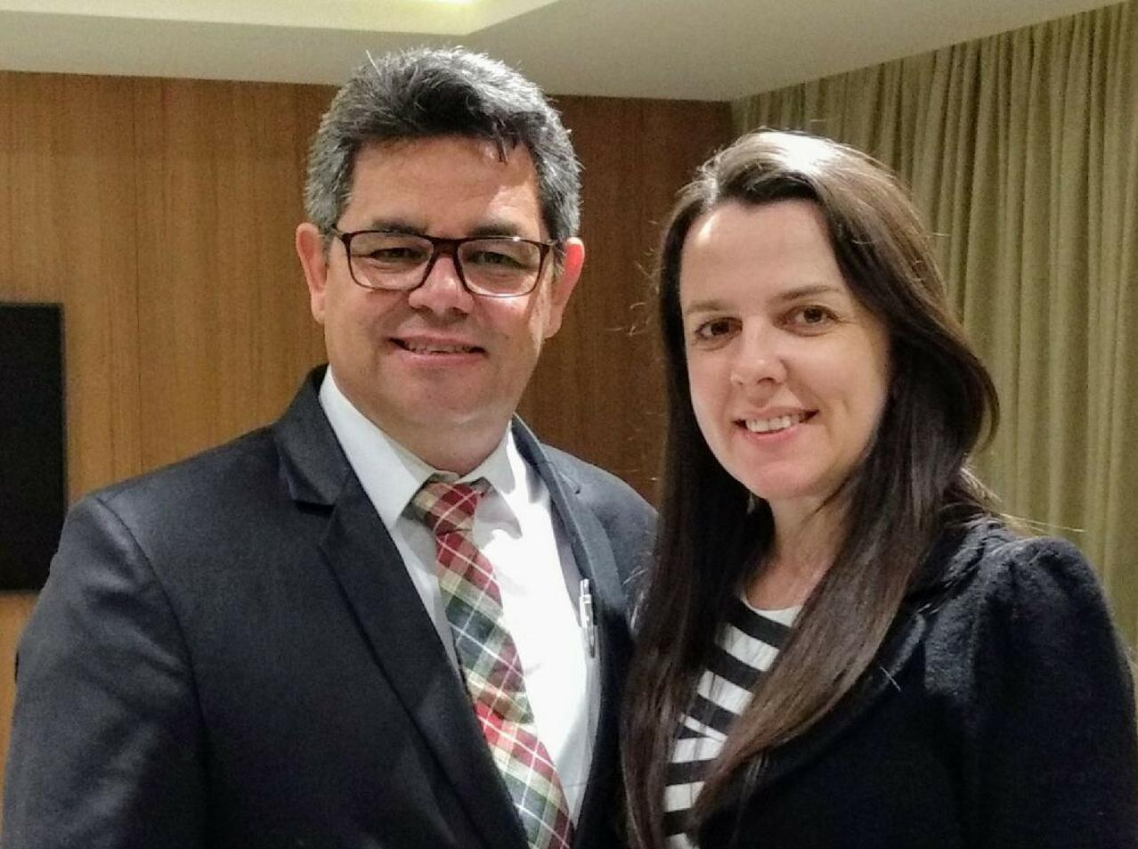 Pr. Joelson da Silva é o novo coordenador estadual da Umadescp.