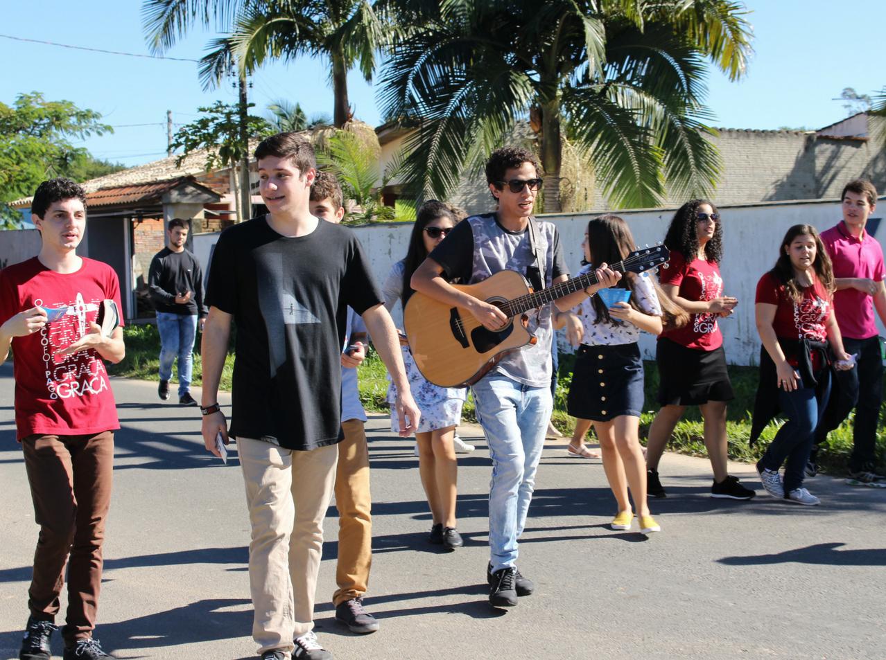 Evangeliza Jovem