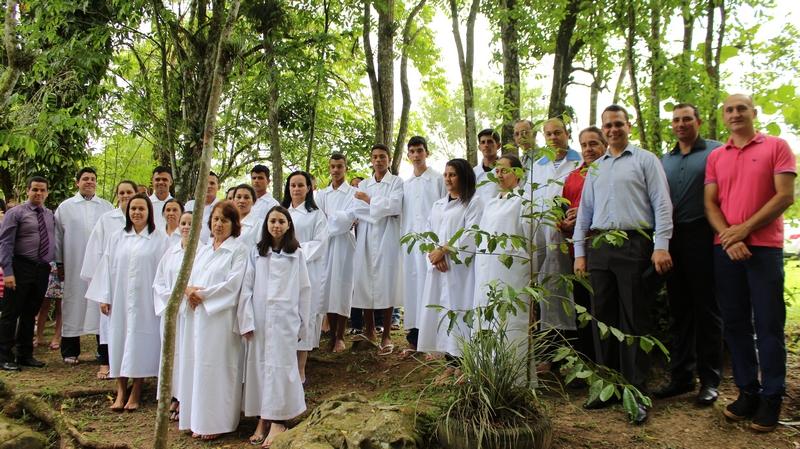 Batismo em Águas