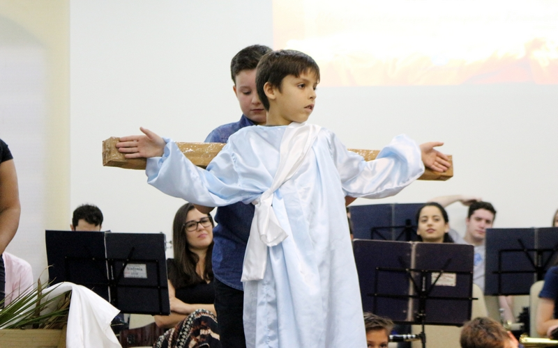 Celebração da Páscoa