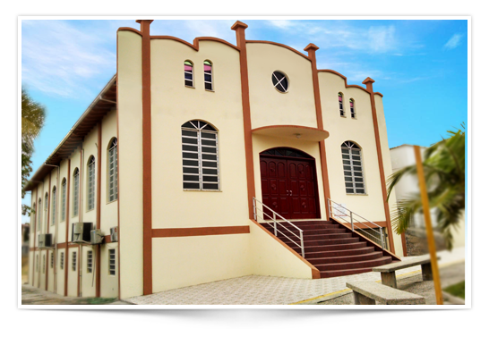 igreja evangelica bairro centro cocal do sul