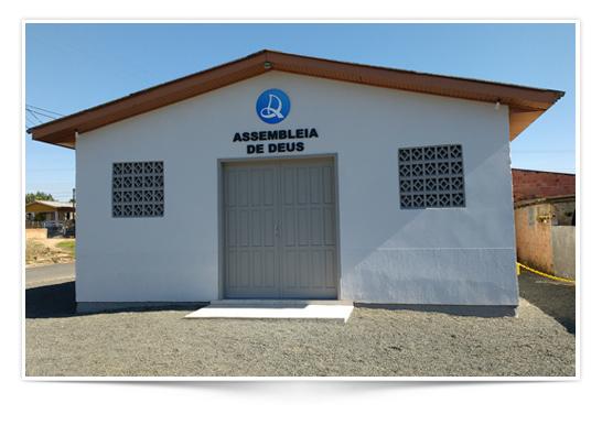 igreja evangelica cocal do sul